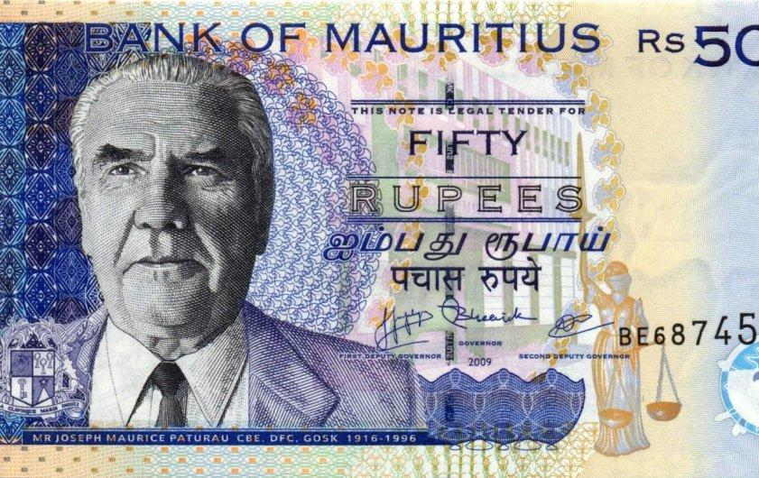 Mauritius money   Elite Voyage