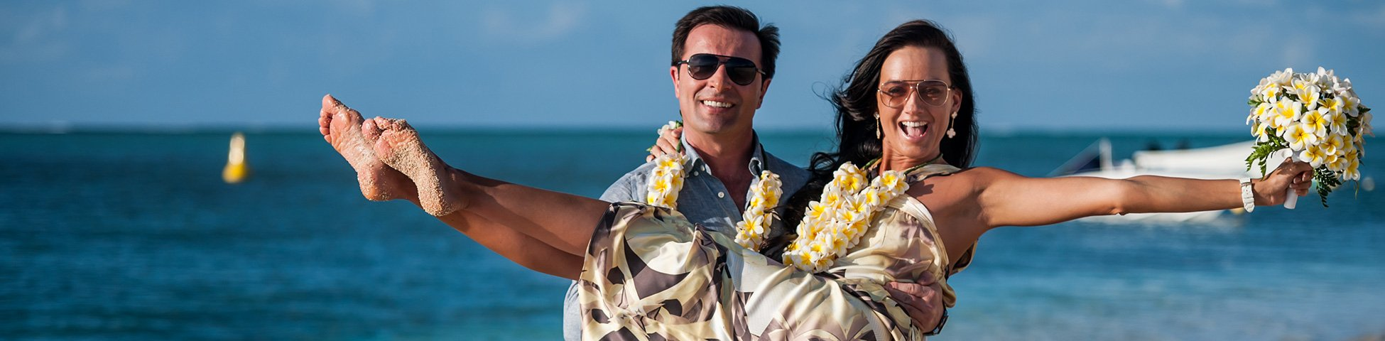 Elite Voyage organize unique and unforgettable weddings in Mauritius