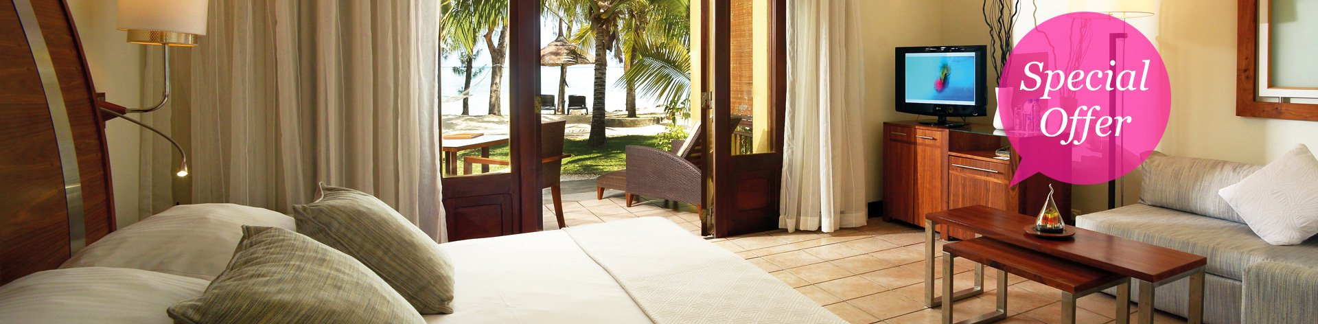 CONSTANCE LE PRINCE MAURICE MAURITIUS Tactical Special Offer