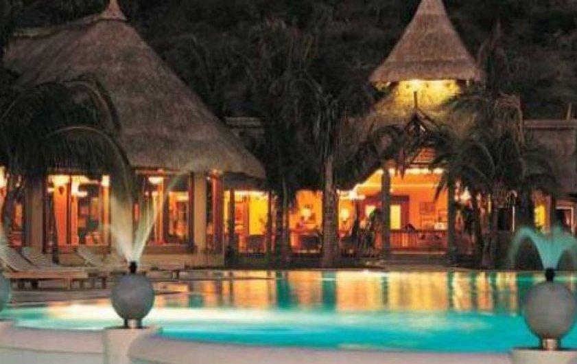 Aanari Hotel And Spa Flic En Flac Maurice